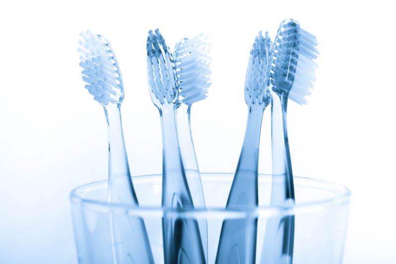 Even the most thorough brushing can't reach every bit of bacteria.