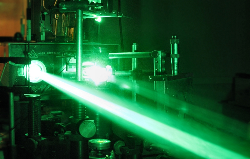Laser measurement systems never come into contact with the material.