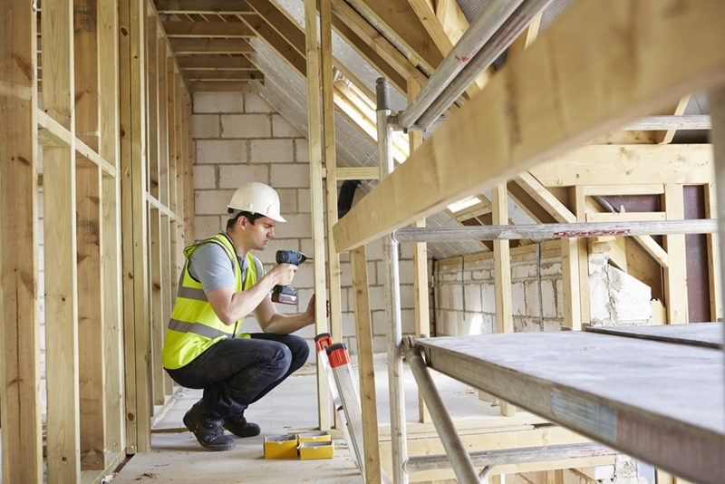 There will continue to be high demand for construction and trade workers this year.