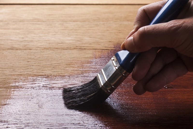 A fresh paint job can really liven up your home.