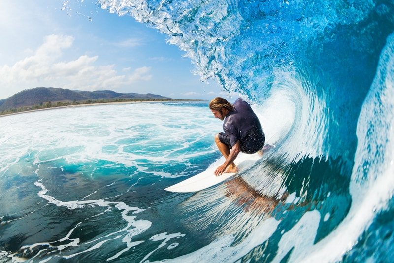 Ride the waves at Australia's first and only surf park!
