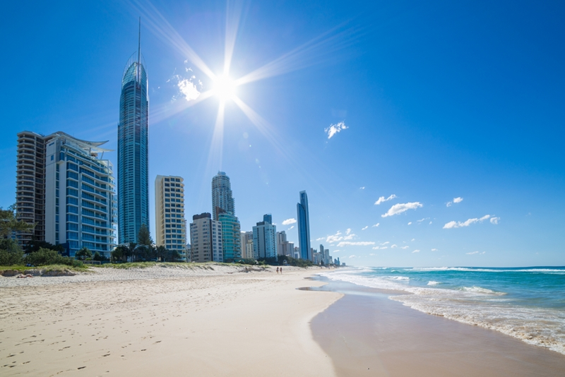 This year's AATC is being held on the stunning Gold Coast.