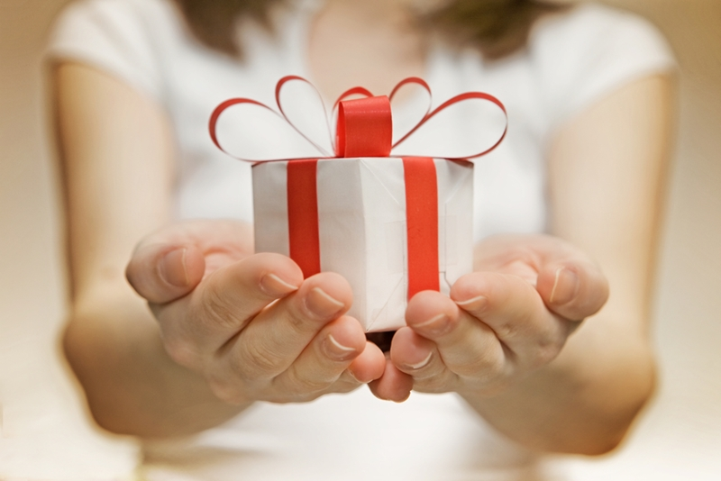 How can gift-giving motivate your employees?