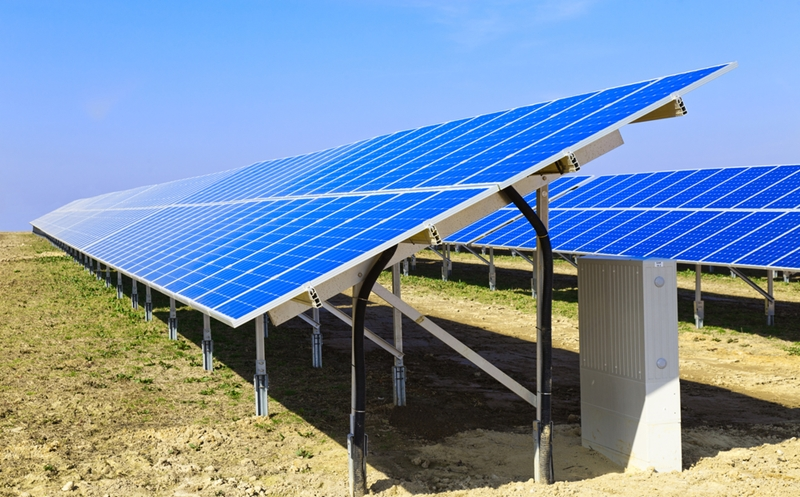 Solar power has the advantage of not producing any pollution.