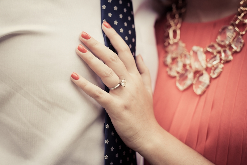 How will you choose the perfect engagement ring?