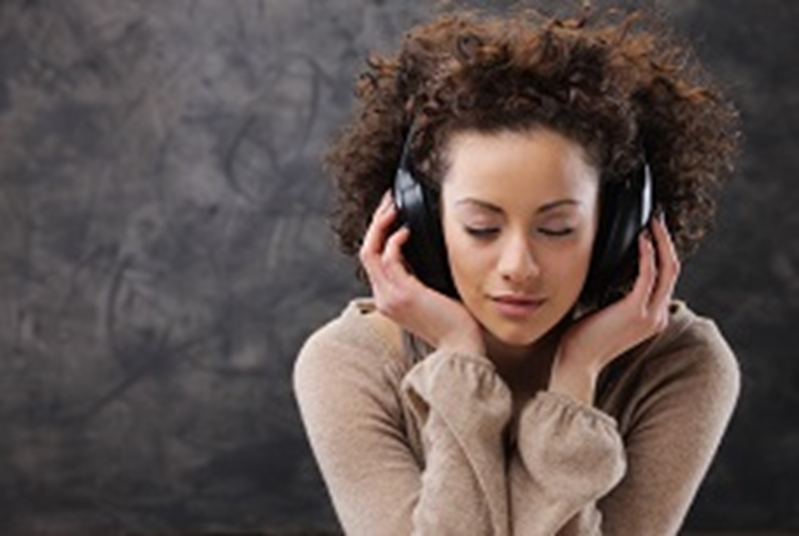 Listening to music while you clean can release dopamine and make you enjoy the task a little more.