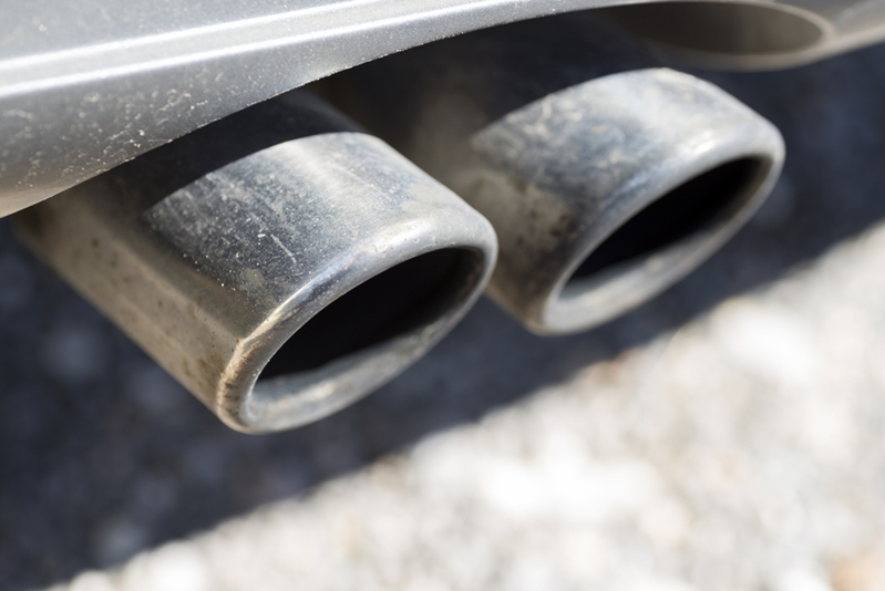 Thinking about removing the exhaust on your car? Air tools will make the whole job far easier.
