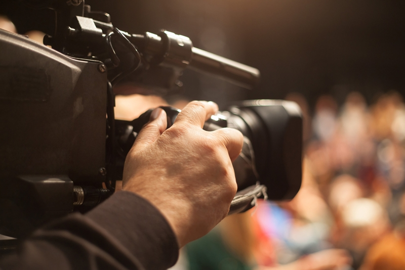 Filming an event and using the highlights for a shareable video will  make sure people don't forget about your brand once the experience is over.