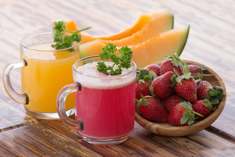 A juice cleanse can lead to weight loss - but is such a restrictive diet necessary?