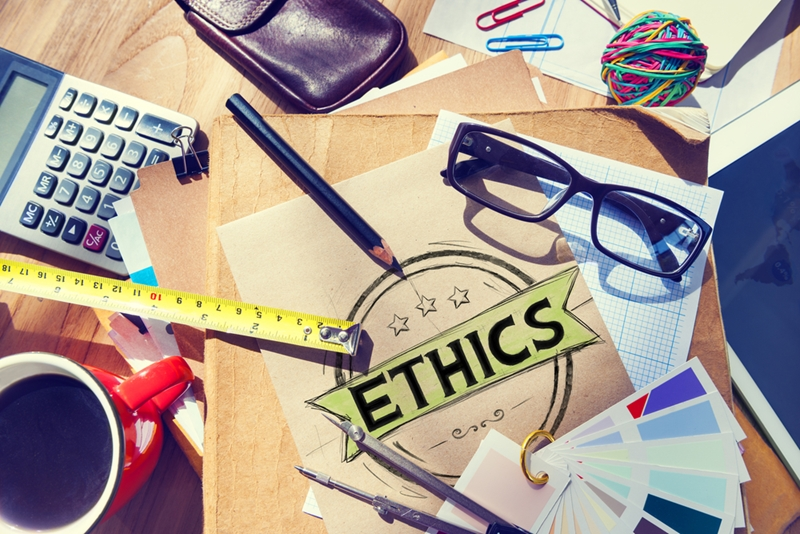 Does your organisation have a clear code of ethical conduct?