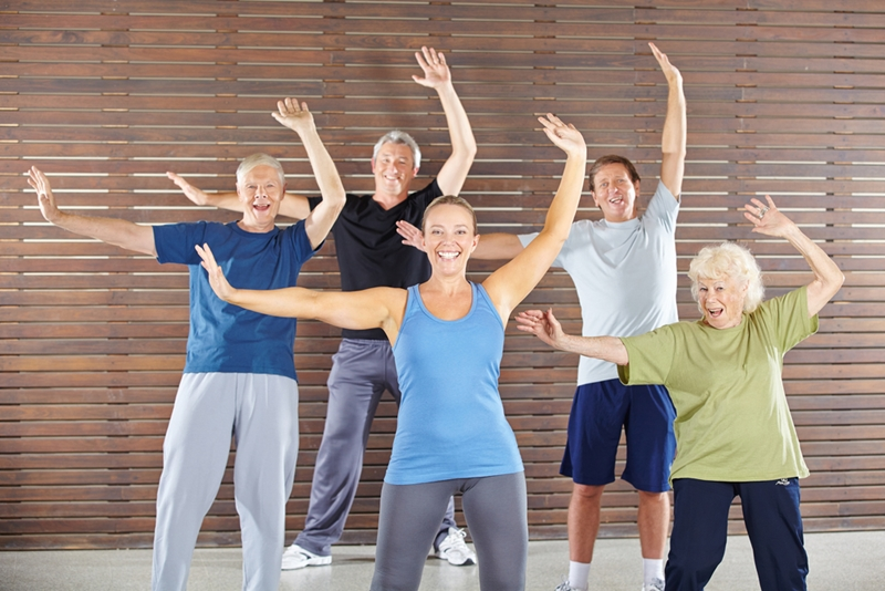 Dancing is one of the many activities that can support senior mobility.