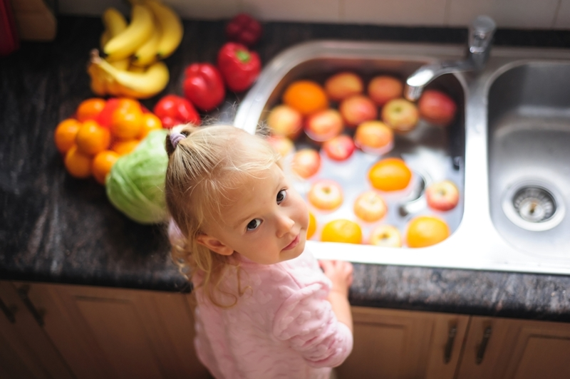 Help your loved ones boost their brain power by promoting fruits and veges!