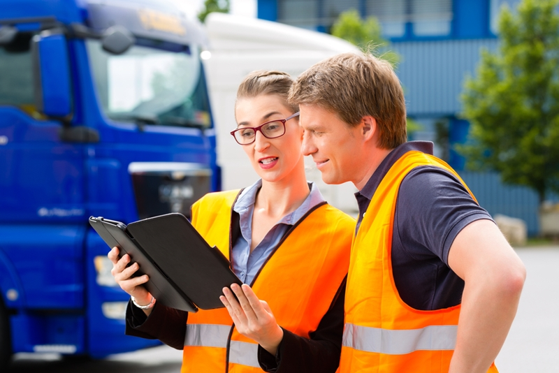 Vehicle telematics can help organisations keep track of assets.