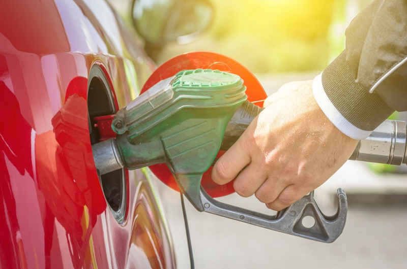 Take necessary precautions to avoid card skimming at fuel pumps.