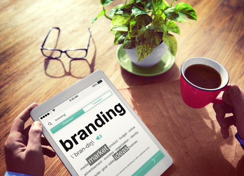 Small businesses can use social media to easily build a brand.