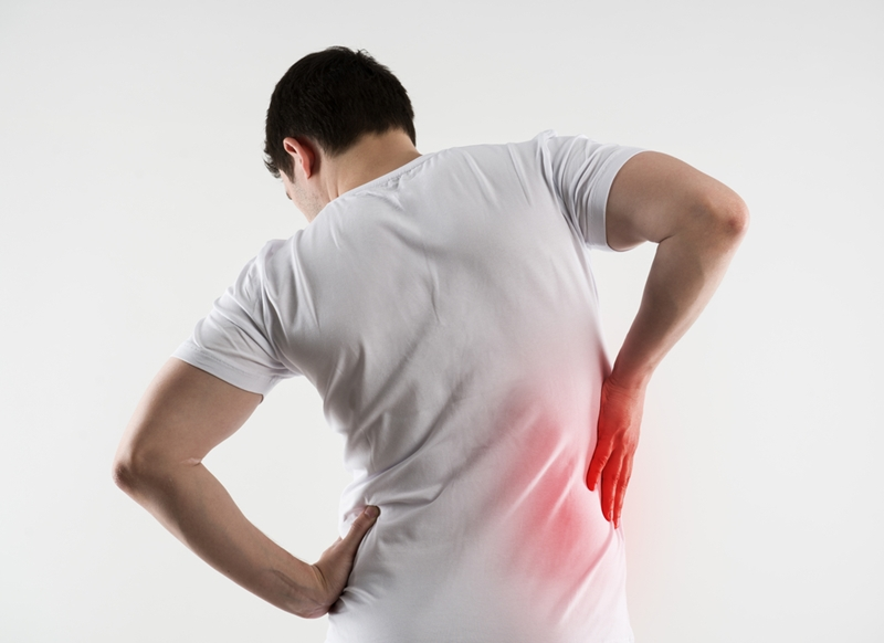 Simple additions such as wheels can reduce the risk of back strain.