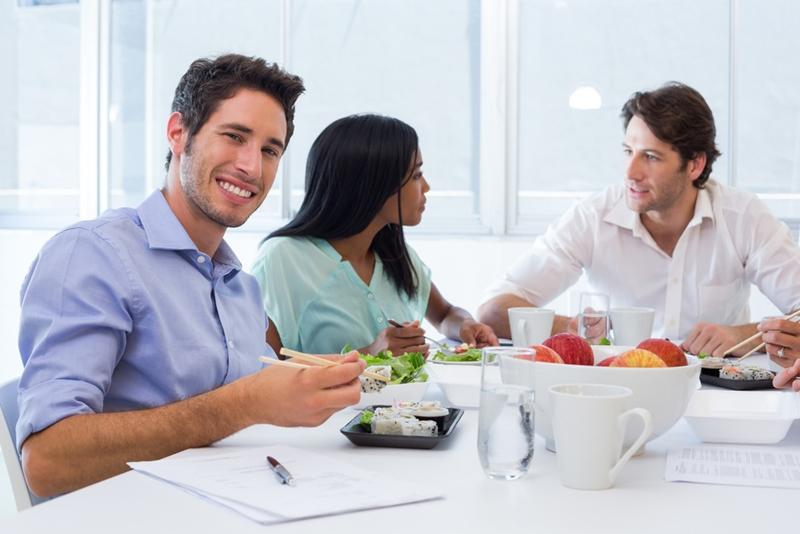 Social team bonding activities may help reduce stress levels.