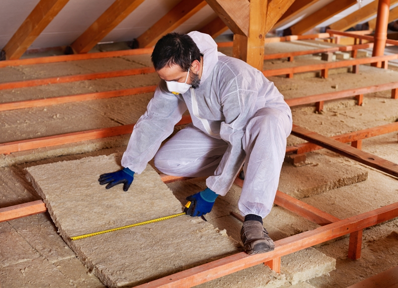 Your investment property may need additional insulation to comply with new requirements.