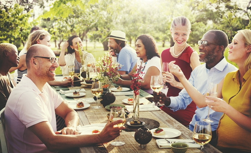 Is your next outdoor party going to be a hit?