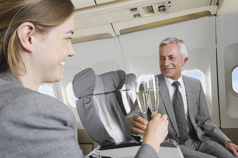 Business travel is also a great opportunity for networking.