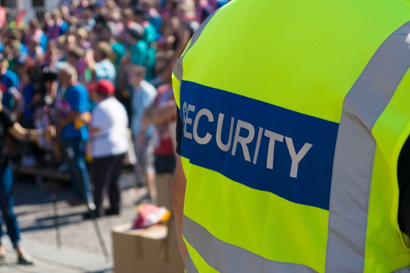Ensure security at your next local government-run event.