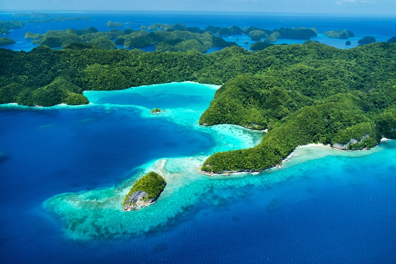 Meet Palau, Micronesia's beautiful secret islands.