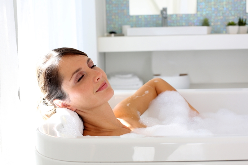 We all deserve an evening of pampering from time to time.