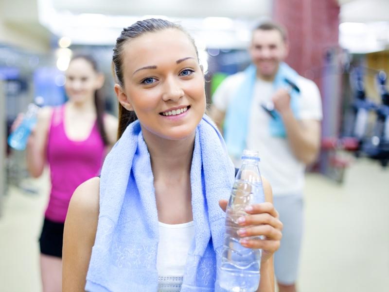 Take advantage of the AIS gym.