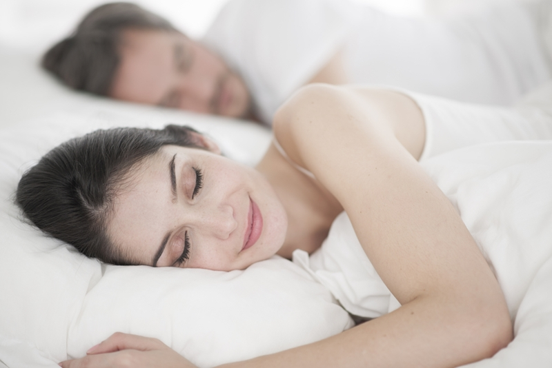 A good night's sleep may be all you need for healthy skin.