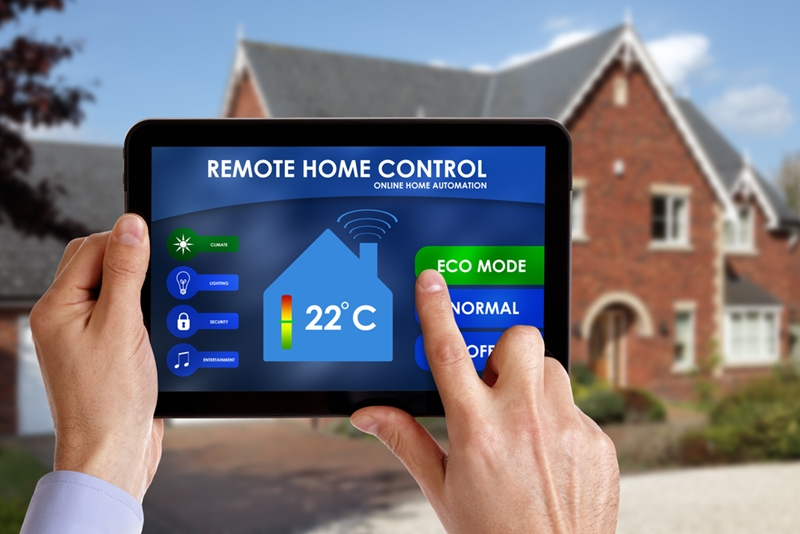 Make your home smart with just the click of a button and a chat with G.J. Gardner Homes.