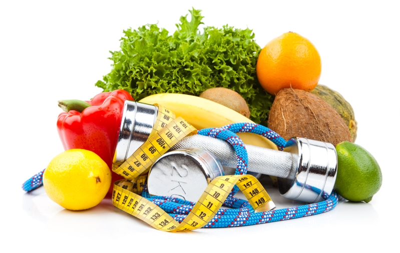 Eating a healthy, balanced diet is a key part of losing weight.