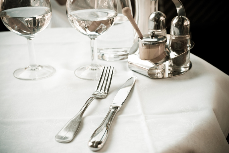 Treat your employee to a nice dinner out to recognise their accomplishments.