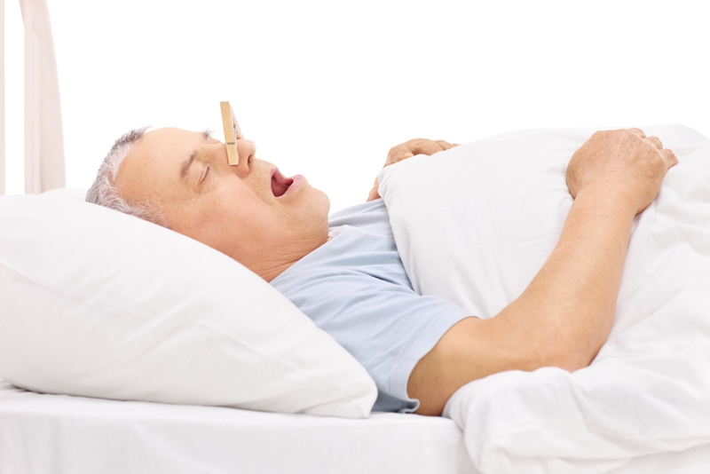 Sleeping with your mouth open can raise the acidity levels in your mouth and leave teeth vulnerable to decay.