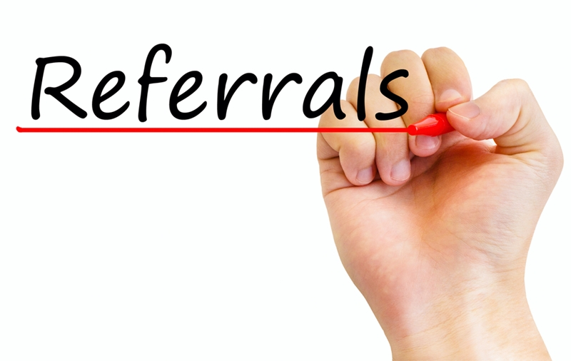 Referrals for small businesses