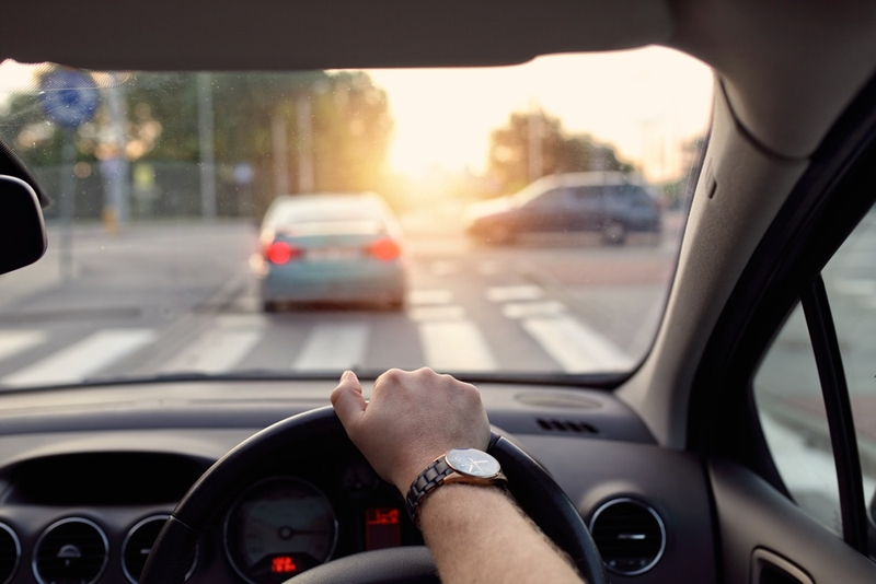 Why don't you test out the car first? The drive might surprise you.