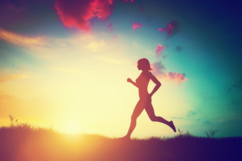 A little exercise can make a big difference to your stress levels.