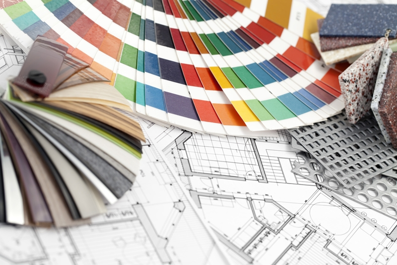 Choosing the right colour is crucial when selling your house.