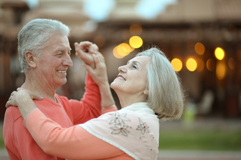 Dancing is a fun way to test your memory - can you remember all the steps?