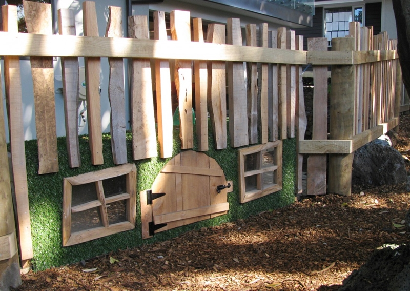 Imagination can run wild with quirky hobbit houses at x.