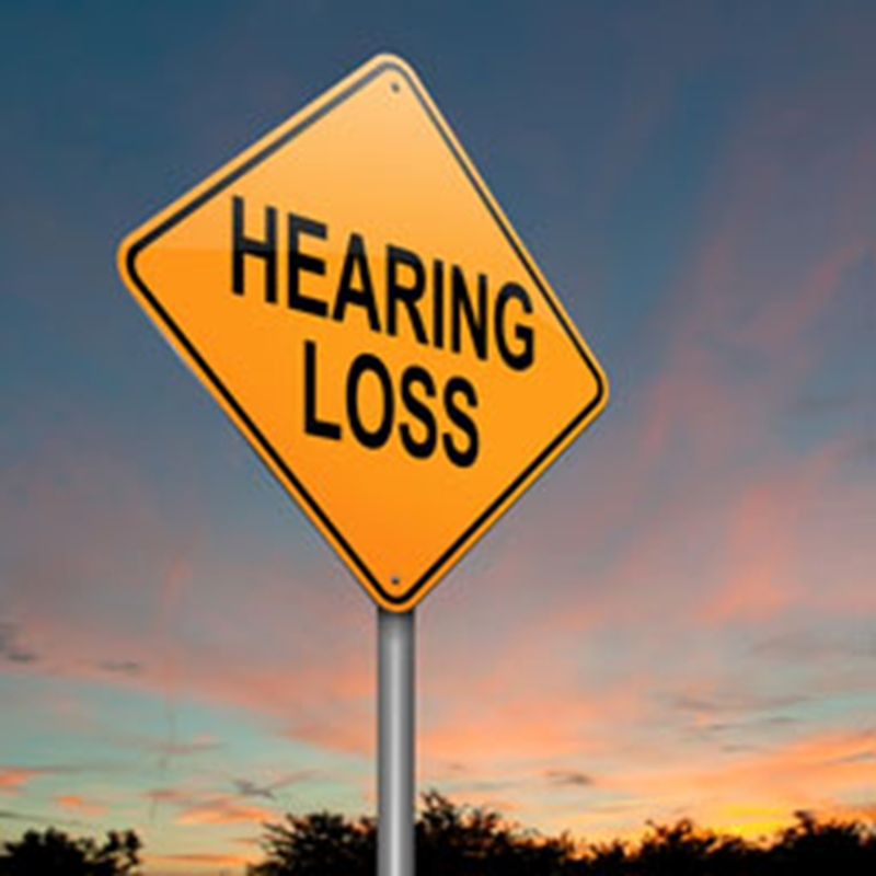 One in six Australians suffer with hearing loss.