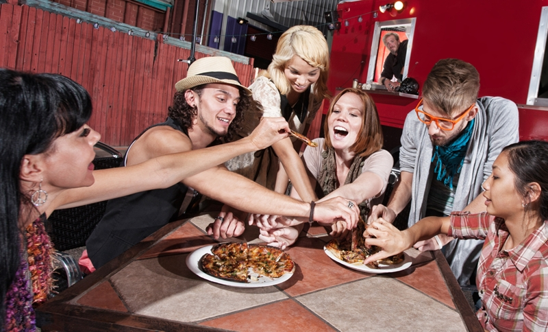 Noisy restaurants can impact the quality of your dinner - make a booking for a quiet table in advance.
