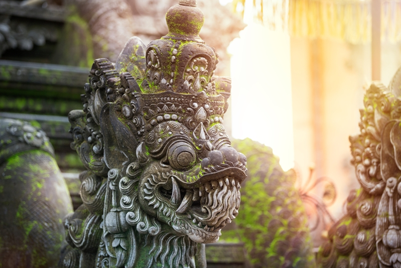 The Klungkung region offers an insight into Bali's fascinating history.