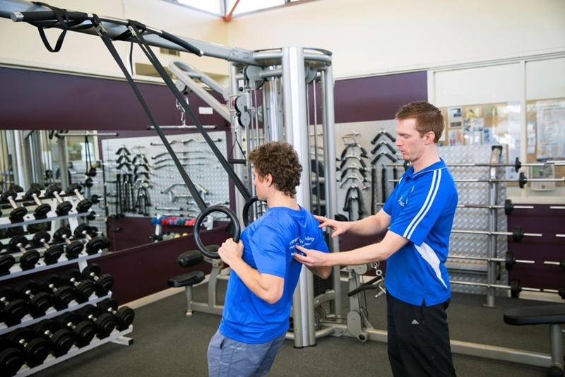 Personal trainers are all the more popular, so get qualified today.