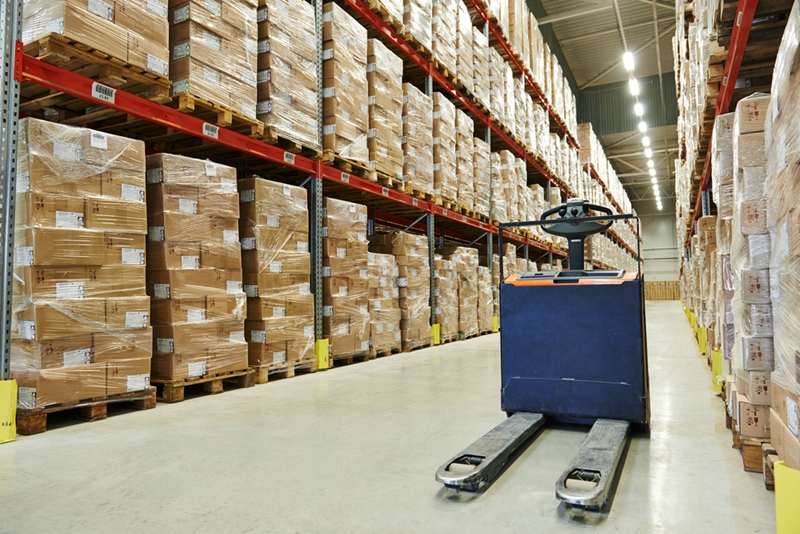 Technology on the back-end can provide the same benefits as it would on the warehouse floor.