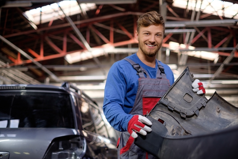 Your trusted mechanic should be able to help you with rust on your car.