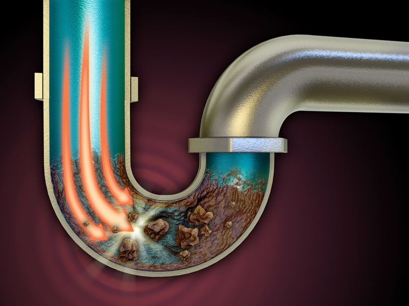 Easily get rid of these types of blockages - it'll remove your plumbing hassles.