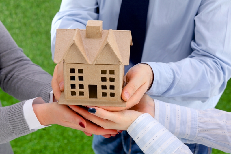 You can help your kids with their home deposit and also make some money from it in the future.