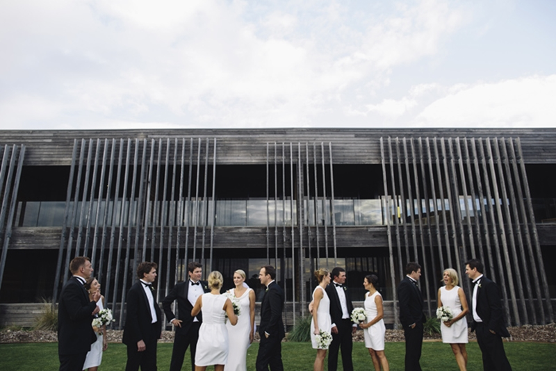 Moonah Links is the perfect venue for any sized ceremony.