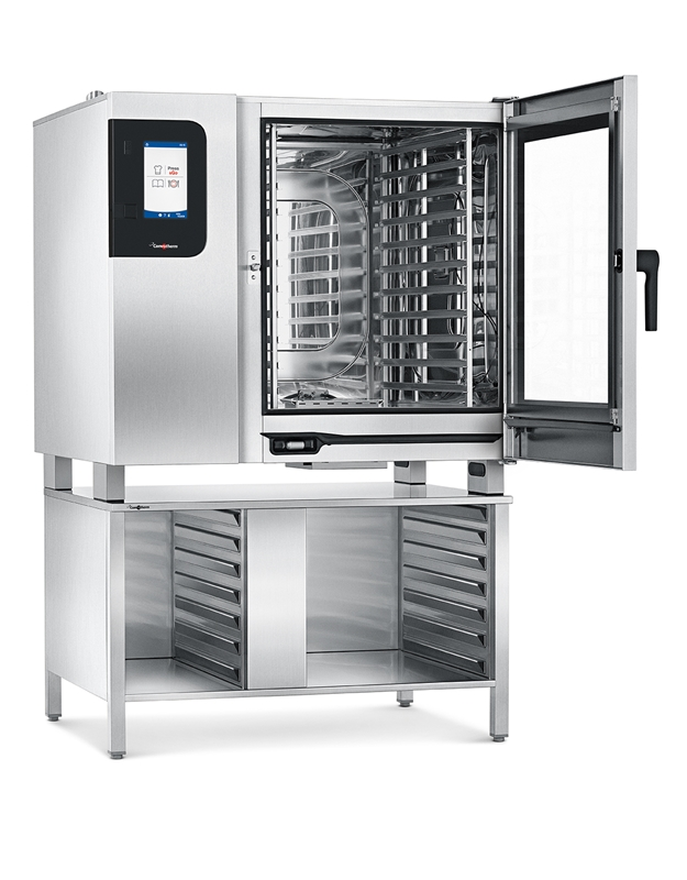 The versatile Convotherm range has options for kitchens of every size.