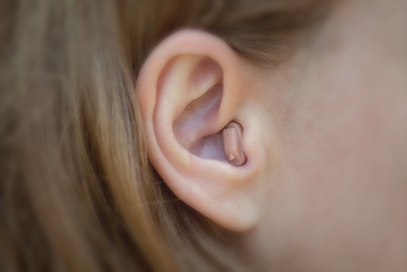 The more you use your hearing aids, the easier it will become to hear.
